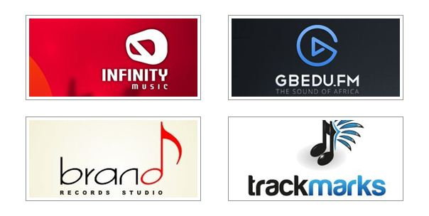 music logo inspirations
