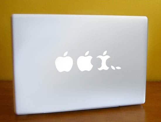 MacBook-Sticker