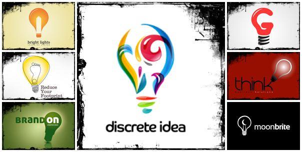 35 awesome bulb logo designs