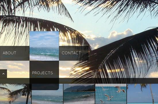 14 VividPhoto HTML5 and CSS3 Template
