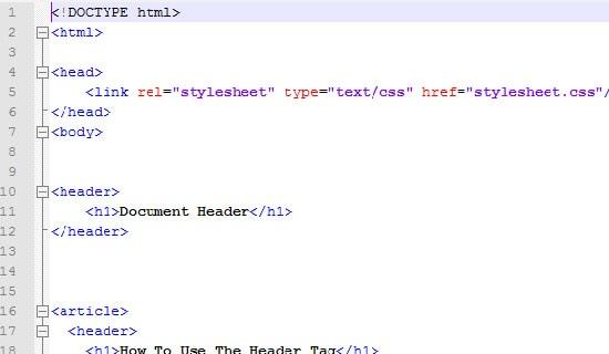Basics-html5-tutorials