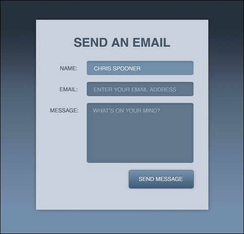 create-a-stylish-contact-form-with-HTML5-and-CSS3
