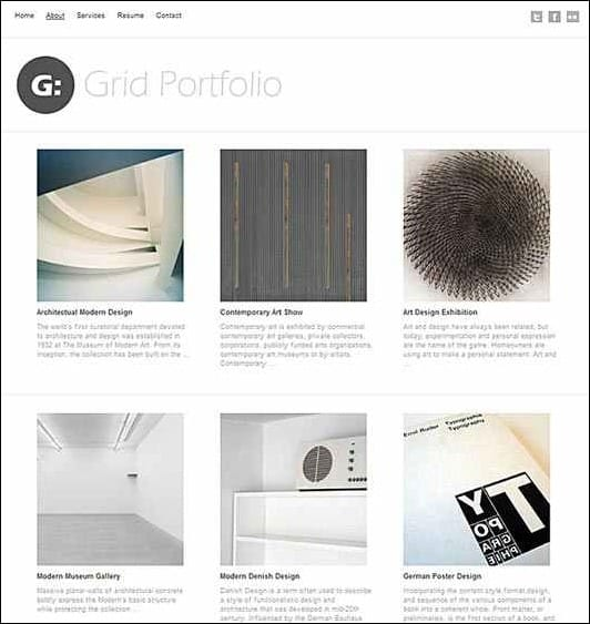 grid-portfolio