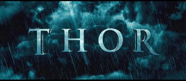 Movie titles typography 7