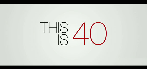 Movie titles typography 55
