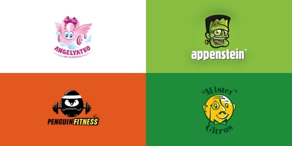 Fantastic Mascot Logos