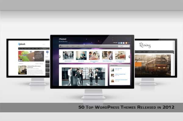top-wordpress-themes-2012