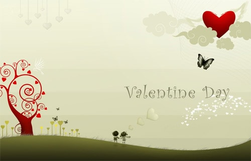 Free Valentine Wallpapers