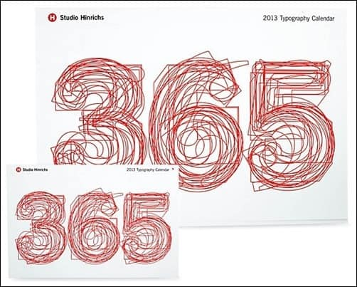 365-Typography-Calendar-2013