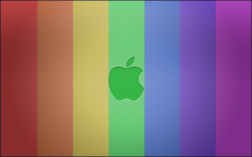 Apple-Bold-in-ROYGBIV-minimal-wallpapers