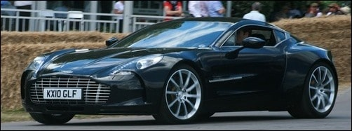 Aston-Martin-One-77 expensive cars