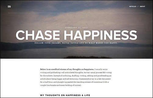 Chase-Happiness-web-designs
