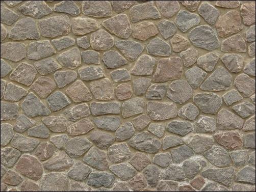 Dark-Round-Stone-Wall-stone-texture