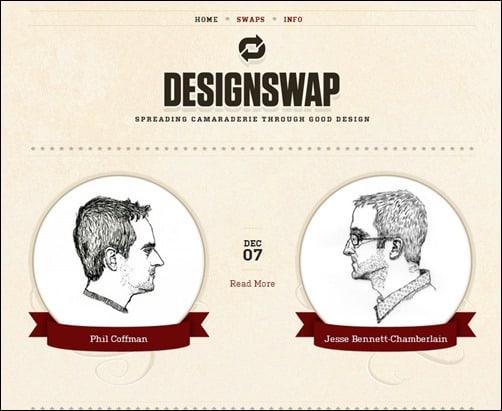 Designswap-personal-blog