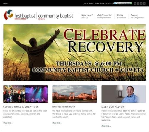 First-Baptist-Broken-Arrow-chuch-websites