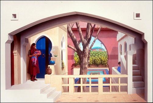 Gates-of-Opa-Locka-I-wall-mural