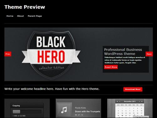 Hero-simple-wordpress-themes