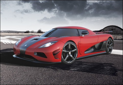 Koenigssegg-Agera-R expensive cars