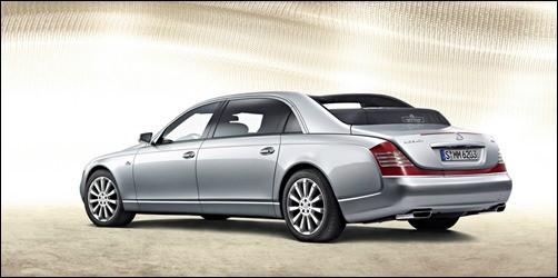 Maybach-Landaulet expensive cars