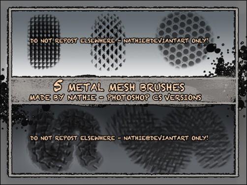 Metal-Mesh-Texture-Brushes-brushed-metal-texture