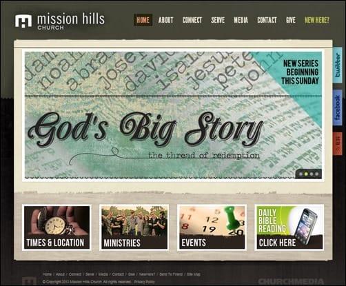Mission-Hills-Church-church-websites