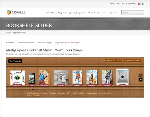 Multipurpose-Bookshelf-Slider-wordpress-sliders
