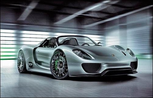Porsche-918-Spyder expensive cars