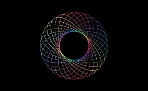 Rainbow-Spirograph-minimal-wallpapers