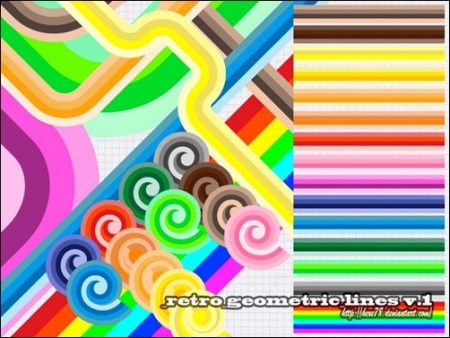 Retro-Geometric-Lines-I-illustrator-brush