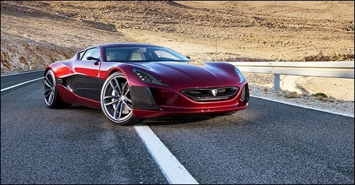 Rimac-Concept-One expensive cars