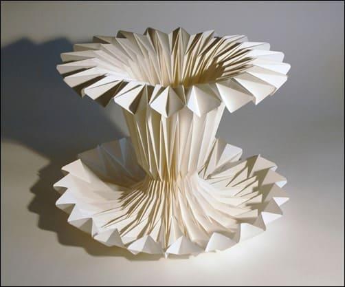 Torus-paper-art