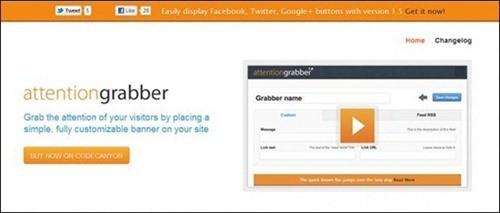attention-grabber-notification-bar