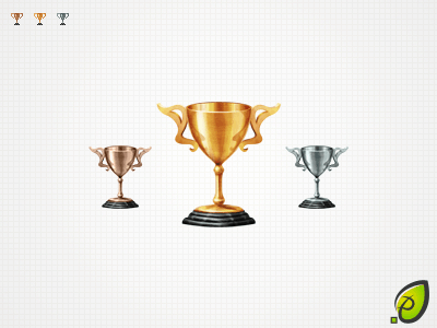 Cup – award icons