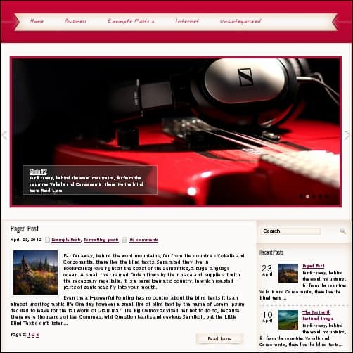 indaclub wordpress music theme