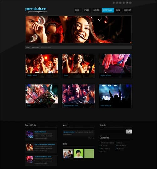 pendulum-wordpress-portfolio-theme