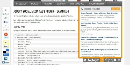 social-network-tabs-for-wordpress