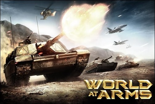 world-at-arms best multiplayer iphone games