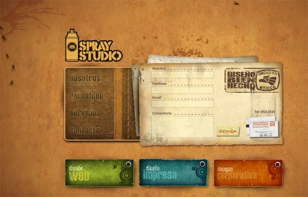 Spray Studio
