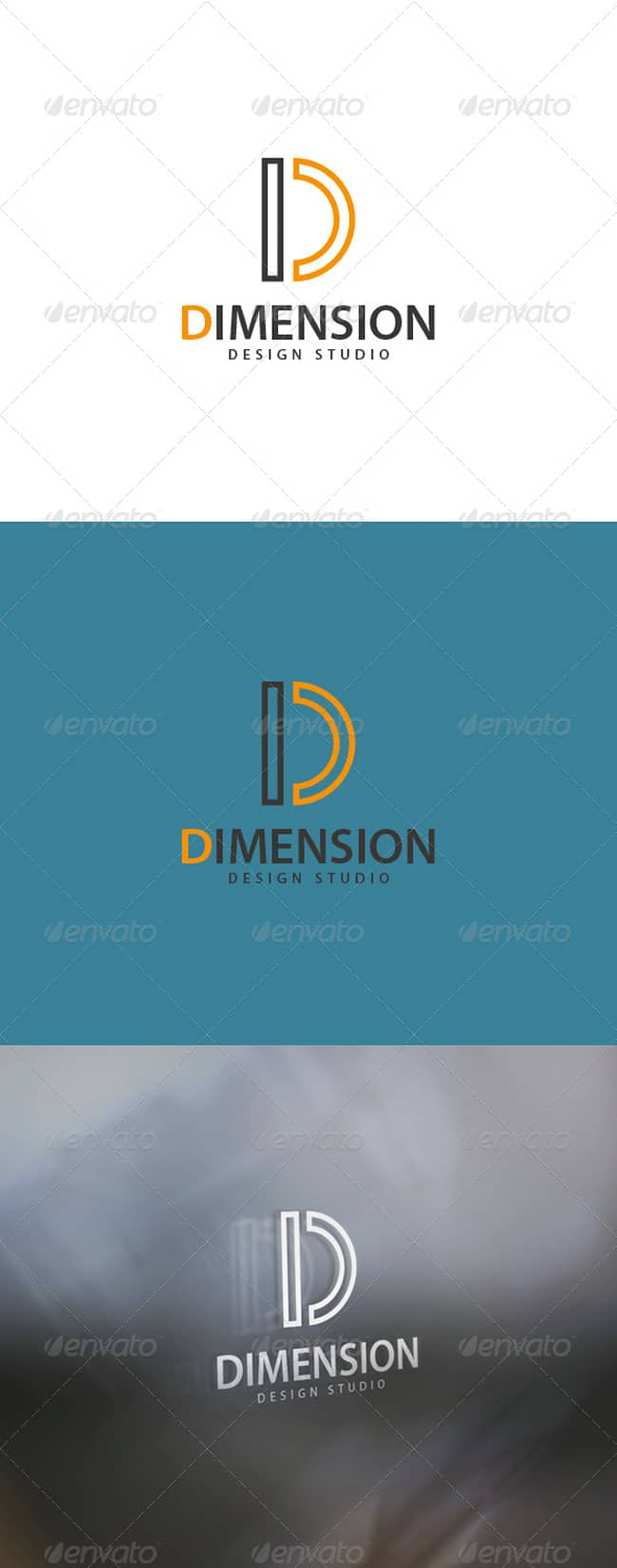 Dimension Logo