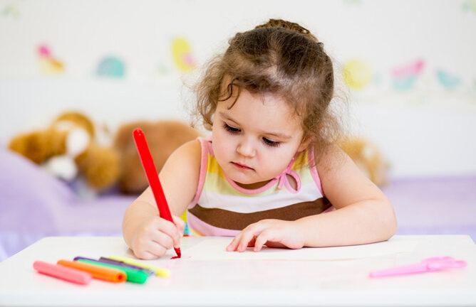 Preschoolers Need To Take A Swipe At Writing Israel21c