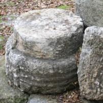 Column pedestals