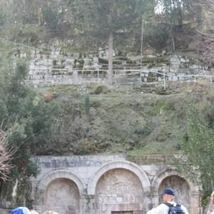 Yeshiva built above Rabbi Yehudah HaNasi's Grave