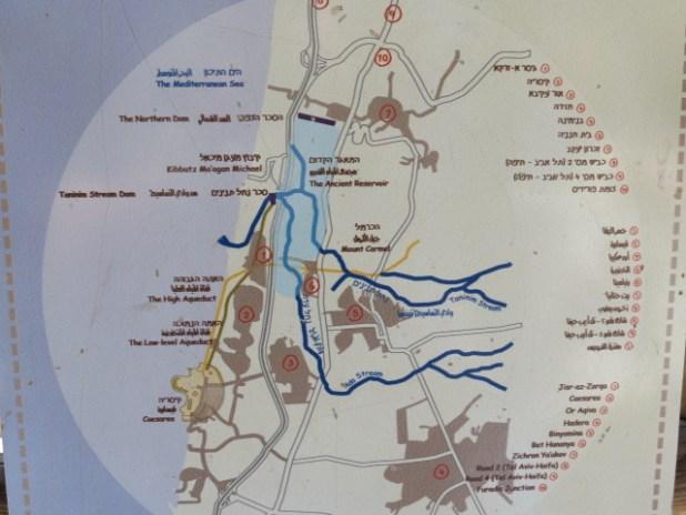 Caesarea Aquaducts