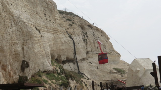 Rosh Hanikra Cable Car