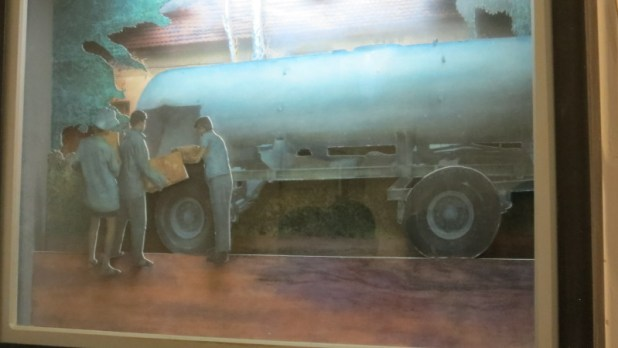 Ayalon Institute - Underground munitions factory - Shipments hidden in fuel tankers