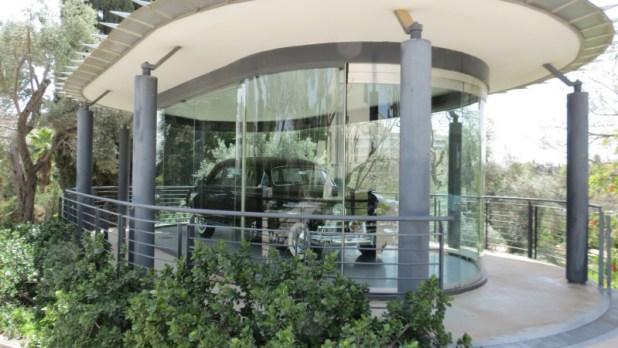 Weizmann's Car