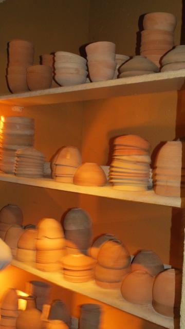 Qumran ceramics