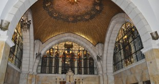 church-of-flagellation-interior