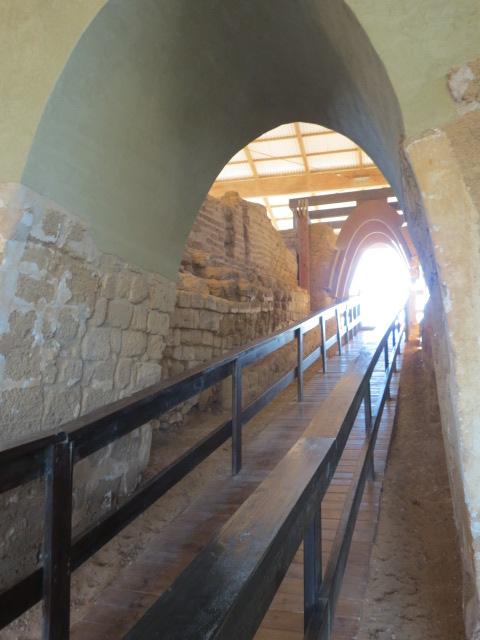 The Canaanite Gate - Ashkelon - Canaanite Fortifications of Ashkelon