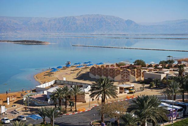 Ein Bokek and Dead Sea